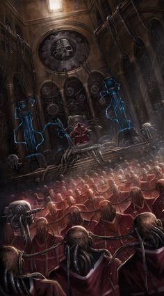 What Are Your Favorite Concept Art Pieces Of The Imperium? Warhammer 40k Rpg, Warhammer Fantasy, Cyberpunk, Eternal Crusade, Tyranids, Dark Ages, Sci Fi Fantasy, Sci Fi Art, Game Art