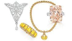 Magnificent Jewels Christie's New York diamants Cartier Verdura David Webb Tiffany & Co.