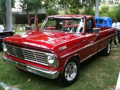 Restoring Grandpas 68 - Page 6 - Ford Truck Enthusiasts Forums Classic Pickup Trucks, Old Pickup Trucks, Ford Bronco, Pickup Auto, Cadillac, F100 Truck, Old Dodge Trucks, Muscle Truck, Buy Truck