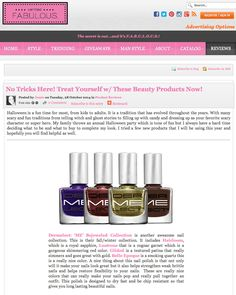 No Tricks Here! Treat Yourself with the Dermelect Bejeweled Collection! Featured on CertifiedFabulous.com