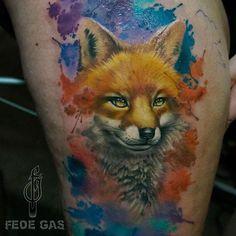 #fede_gas_tattoo #ink #tattoo