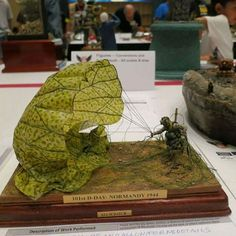An amazing scratch built by Adriano Acosta.