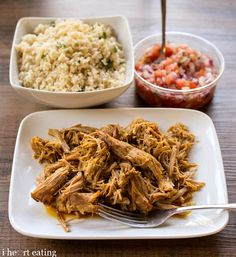 Enjoy tender, flavorful Cuban Pork from your slow cooker!