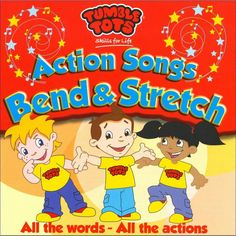 Various Artists - Tumble Tots: Action Songs, Vol. 2 (CD)
