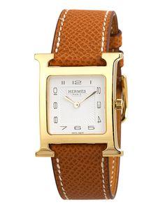 Hermes Women's 'Hora' Watch 1330