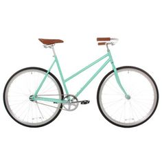 "Found it at Wayfair - Vilano Women's Classic Urban Commuter Single Speed Hybrid Bicycle - Color: Mint Pearl, Size: 19.7""http://www.wayfair.com/Vilano-Womens-Classic-Urban-Commuter-Single-Speed-Hybrid-Bicycle-700-CLASSIC-W-VLNO1015.html?refid=SBP"