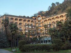 Grand Hotel Villa Castagnola, Lugano Beautiful hotel in a beautiful city...