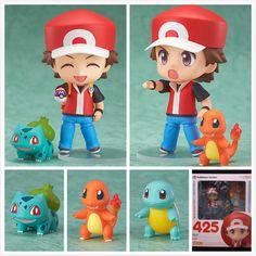 $14.99 (Buy here: https://alitems.com/g/1e8d114494ebda23ff8b16525dc3e8/?i=5&ulp=https%3A%2F%2Fwww.aliexpress.com%2Fitem%2FHot-2016-nuevo-Anime-Pokemon-Center-entrenador-rojo-Nendoroid-425-PVC-figura-de-accion-de-juguete%2F32706485905.html ) Hot 2016 nuevo Anime Pokemon Center entrenador rojo Nendoroid 425 PVC figura de accion de juguete ninos juguete envio gratis for just $14.99