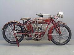 Indian 1917 Powerplus 1000cc 2cyl sv