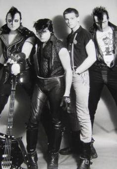 Misfits (Jerry, Glenn, Googy, Doyle)