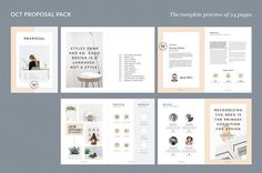 Ad: Proposal Pitch Pack by GraphicsEgg on OCT PROPOSAL PITCH PACK This pack includes Adobe Indesign templates to cover your client interactions: Resume, briefing, proposals, Stationery Templates, Indesign Templates, Invoice Template, Adobe Indesign, Icon Files, Find Logo, Style Sheet, Web Inspiration, Proposal Templates