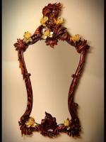 Fragment cadru Rococo