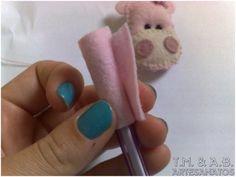 Ponteira para lápis.