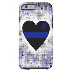 Thin Blue Line Heart Tough iPhone 6 Case Police Officer Wife, Police Wife Life, Law Enforcement Wife, Police Love, Leo Wife, Iphone 6, Iphone Cases, Thin Blue Lines, Line Design