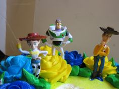 Shop for on Etsy, the place to express your creativity through the buying and selling of handmade and vintage goods. Toy Story Birthday Cake, Toy Story Party, Third Birthday, Toy Story Cake Toppers, Toy Story Cakes, Party Themes, Party Ideas, Birthday Parties, Trending Outfits