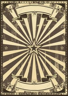A Vintage Background For Your Entertainment Royalty Free Cliparts, Vectors, And Stock Illustration. Circus Background, Background Vintage, Vintage Backgrounds, Background Ideas, Cthulhu, Nocturne, Cirque Vintage, Vintage Circus Posters, Poster Vintage