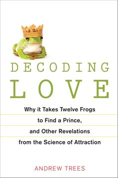 """great read, looks at love from other aspects than """"self help"""" books"""