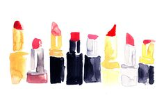 A Brief Analysis Of Lipstick Shapes