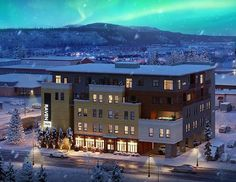 Raven Inn | New boutique hotel located in downtown Whitehorse 2020