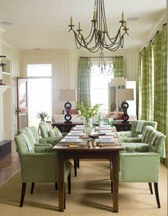 Melissa Ervin Interior Design :: Charleston, South Carolina