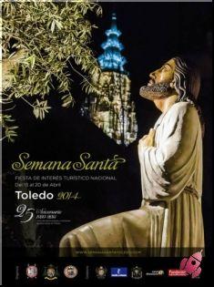 Semana Santa - Toledo 2014 Del 11 al 21 de Abril 2014