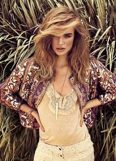 Milou Sluis Is A Desert Princess For Eurowoman June 2013 By JonasBie - 8 Style   Sensuality Living - Anne of Carversville Women's News