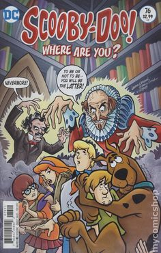 Scooby-Doo Where Are You? (2010 DC) 76