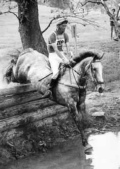 Might Tango (1971 - 1995) another ex-racehorse who found a second career as a three-day eventer.