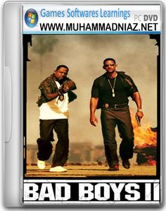 Bad Boys 2 Game Cover