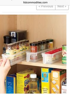 Perfect Pantry ltdcommodities.com
