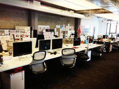 Twitter design office!