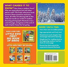 National Geographic Little Kids First Big Book of Weather (National Geographic Little Kids First Big