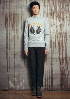 LEE HYUN WOO FOR CUSTOMELLOW'S F/W 2013 CAMPAIGN