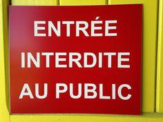 plaque pvc acrylique Plaque Pvc, Public, Signs, Shop Signs, Sign