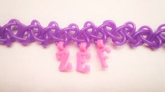Tattoo choker ZEF pink and purple die antwoord by CandraMikaylah, $7.00