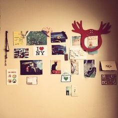 Wall art doesn't need to be complicated or pricey. | 34 Small Things You Can Do To Make Your Home Look So Much Better