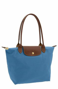 Longchamp 'Le Pliage' Tote Bag.  I feel like I'm not in the club until I own one of these.  I'll take one in every color.