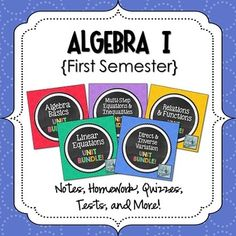 algebra 222 week 5 quiz 14 week program designed to prepare students for the indiana algebra 1 end of course this course is designed to help those of you who have failed the algebra 1 end of course multiple homework assignments and multiple quizzes are available if you are not able to pass the quiz on the first attempt.