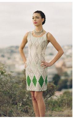 Timeless Dress by Afia. Fair trade fashion available at Modavanti.com