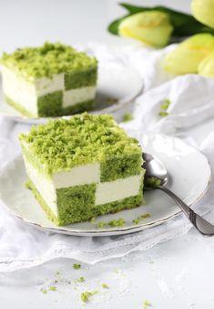 Sweets Cake, Cupcake Cakes, Sweet Recipes, Cake Recipes, English Food, Polish Recipes, Desert Recipes, Vanilla Cake, Eat Cake
