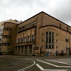 Cine-teatro de Ovar, Portugal