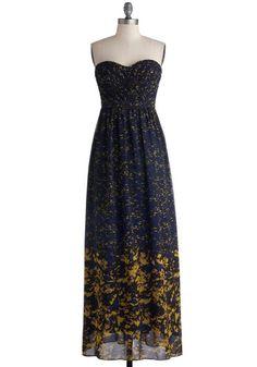 Inaugural Exhibition Dress | Mod Retro Vintage Dresses | ModCloth.com