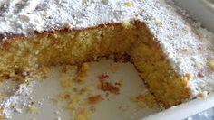 ΜΑΓΕΙΡΙΚΗ ΚΑΙ ΣΥΝΤΑΓΕΣ: Πορτοκάλι κέικ !!Το πιό μοσχομυριστό!!! Greek Sweets, Greek Desserts, No Cook Desserts, Sweets Recipes, Greek Recipes, Cookie Recipes, Greek Cake, Cyprus Food, Pineapple Recipes