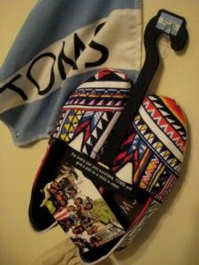 Awesome pattern TOMS