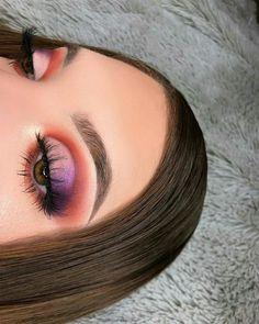 Cut crease makeup #eyeshadow #makeup #makeupartist
