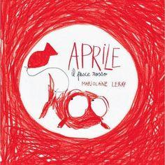 aprile. il pesce rosso