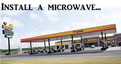 Choosing a Microwave for Your Truck