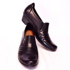 Cobb Hill Adele Leather Low Heel Shootie Shoe Boot Womens 10N/41.5 Black New…