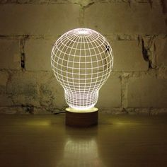 Lampe Bulbing