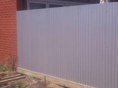 Corrugated Iron | Just Fence It